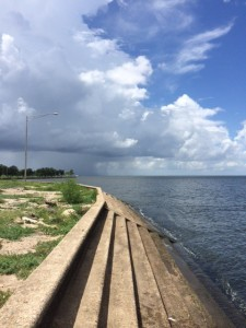 Lake Pontchartrain, New Orleans, LA