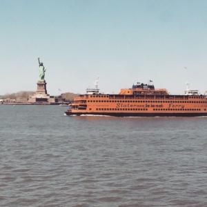 Staten Island Ferry, NY