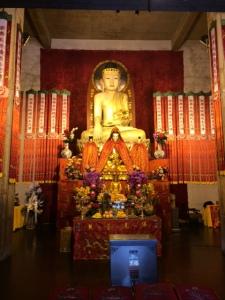 Jing'An Buddhist Temple, Shanghai, China
