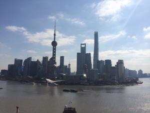 The Bund, Shanghai Skyline, China