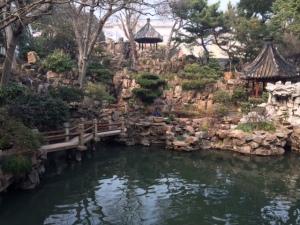Yu Garden, Shanghai China