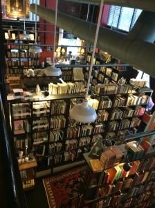 Battery Park Book Exchange, Asheville, NC