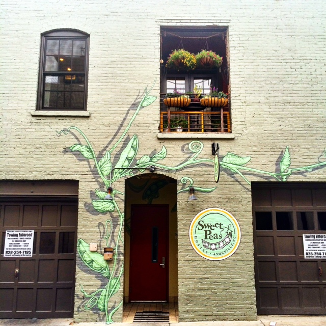 Sweet Peas Hostel, Asheville, NC