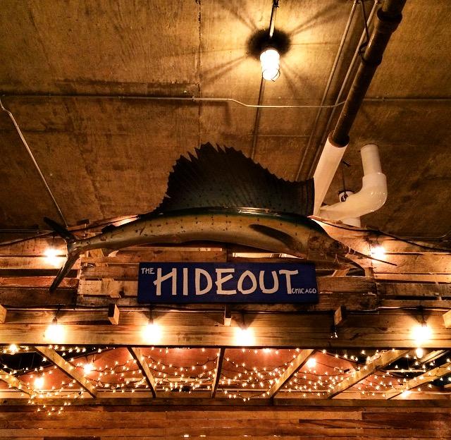 The Hideout, Riverwalk, Chicago