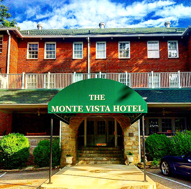 The Monte Vista Hotel, Black Mountain, NC