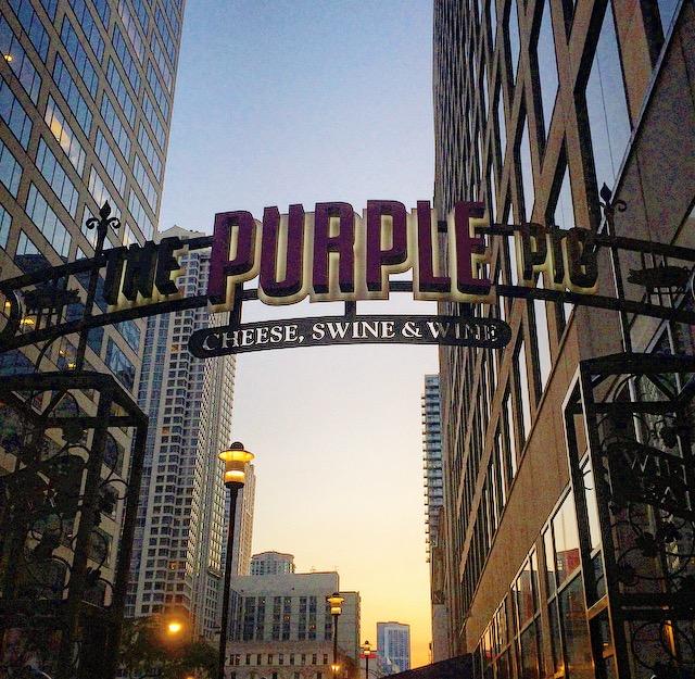 The Purple Pig Chicago