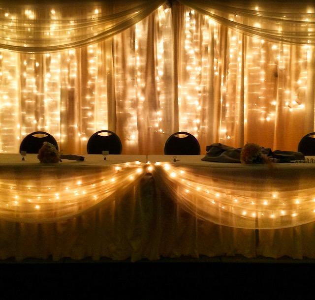 Bridal Table, Dubuque Iowa