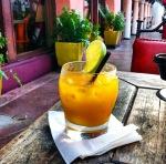 Mango Margarita from OH Mexico in Miami Beach, FL