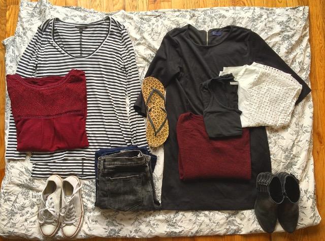 Clothing for Washington D.C.